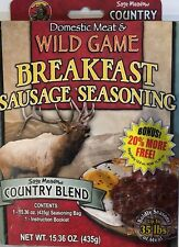 HI Country Domestic Meat & Wild Game Breakfast Sausage Seasoning Country Blend