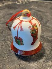 Villeroy & Boch Porzellan Glocke Weihnachtsdeko