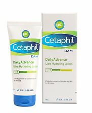 Cetaphil Dam Daily Advanvce Ultra Hydrating Lotion | 30g | Free Shipping |