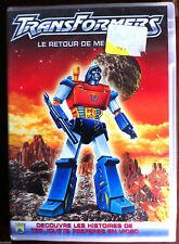 (C1)DVD - TRANSFORMERS - Le retour de Mégatron - NEUF
