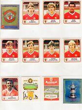 Panini Football 84 - Viv Anderson - Nottingham Forest - No 185