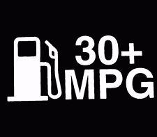 30+ MPG Sticker Decal Vinyl Drift honda civic illmotion ill lowered fatlace JDM