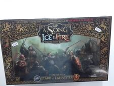 A SONG OF ICE AND FIRE miniature game STARTER SET
