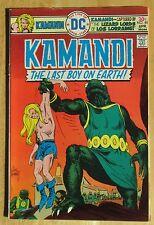 "DC Comics ""KAMANDI"" THE LAST BOY ON EARTH  # 40, Photos Show Great Condition"
