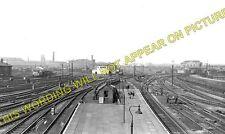 Crewe Railway Station Photo. London & North Western Railway. (1)