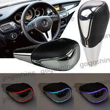 Touch Activated Sensor Control Auto Car LED Light Gear Shift Knob USB Charge