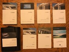 2010 Lexus RX350 with Navigation System Owner's Manual Stock #279