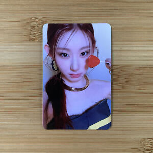 Kpop Itzy Official Guess Who Album Mafia In The Morning Chaeryeong Photocard
