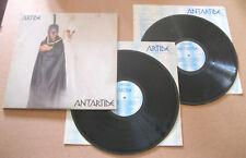 RENATO ZERO Artide Antartide (1981) 2 LP VINYL ALBUM Zerolandia – PL 31611(2)