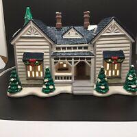 Dept 56 Snow Village Grandma's Cottage Holiday House - 1992