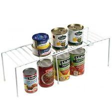 Extendable Shelf Rack Pantry Bottles Can Spice Storage Holder Kitchen Organiser