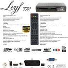 👑HD-LEYF 8090 Digitaler Satelliten Receiver FTA HD DVB-S2 HDMI SCART USB👑