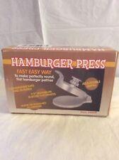 Hamburger Press Item 44934