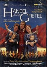 Hansel And Gretel DVD Engelbert Humperdinck Markus Frank Felsenstein