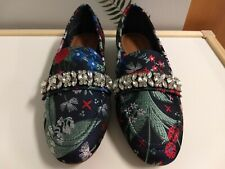 Shoedazzle flats with gems