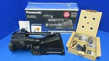 Panasonic AG-AC8 HD AVCCAM Shoulder-Mount Camcorder New, Damaged Box w/ 0 hrs