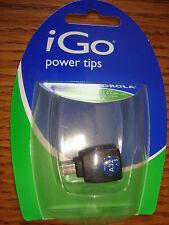 NEW iGo Power Tip A32  MOTOROLA  PEBL MOTO Q H3 H500 H700 RAZR SLVR