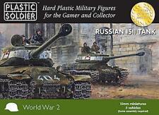 Ww2v15024 IS-2 sovietica cisterna-Soldato in plastica - 15mm WW2 FIAMME-inviati 1st Class