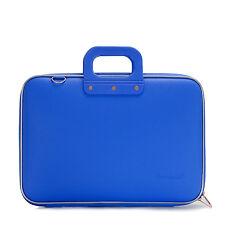 "Bombata - Cobalt Blue Classic 15.6"" Laptop Case/Bag with Shoulder Strap"