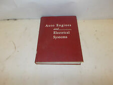 AUTO ENGINE ELECTRICAL SYSTEMS BOOK