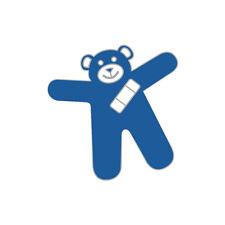 """BLUE TEDDY BEAR"" Child Sexual Abuse Awareness Lapel Pin"