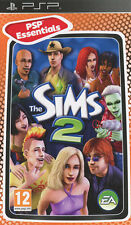 Essentials The Sims 2 SONY PSP IT IMPORT ELECTRONIC ARTS