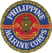 PHILIPPINE MARINES PATCH STICKER NEW!!!