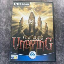 Clive Barker's unsterbliche PC Spiel Komplett CD-ROM EA Horror Shooter Original