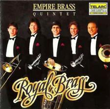 Empire Brass Quintet - Royal Brass BACH HANDEL MOURET CD NEU OVP