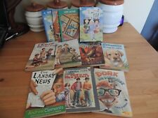 Lot of 10 Kids Chapter Books Doug Cooney/Bill Wallace/Wayside School Ages 8-12