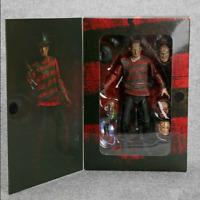 Horror Film A Nightmare on Elm Street Freddy Krueger 30th Action Figure