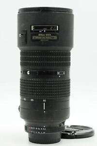 Nikon Nikkor AF 80-200mm f2.8 D ED Lens w/Tripod Mount #771