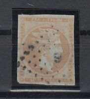 K3701/ GREECE – HERMES - MI # 37a USED – CV 110 $