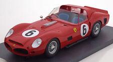 CMF 1962 Ferrari 330 TR/LM Winner 24h LeMans Gendebien/Hill #6 1:18 LE 100pc*New