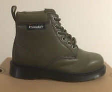 DR. MARTENS 939 GRENADE GREEN NEW LAREDO + EXTRA TOUGHT N  BOOTS SIZE UK 4