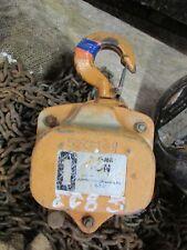 Magna Chain Hoist 1 ton 10' lift Ch100