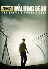 The Walking Dead: Season 4 (DVD, 2014, 5-Disc Set)