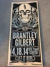 Brantley Gilbert Custom New Art Silk Poster Wall Decor