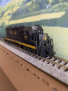 Atlas 4606 Baltimore & Ohio GP-35 Diesel #3501 LN/Box