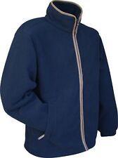 Jack Pyke Countryman Fleece Zip Jacket Hunting Walking Fishing Leisure Wear XXL Navy