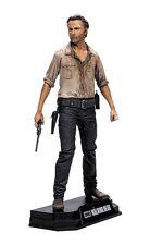 """Walking Dead Serie TV COLORE TOP ROSSO Rick Grimes 7"""" figure McFarlane in magazzino"""