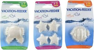 Pro Balance Vacation Fish Feeders 3 Day 7 Day 14 Day New