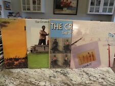 THE CRUSADERS  5X HIGH GRADE LP LOT  UNSUNG HEROES 2ND CRUSADE IMAGES NM FREE WN