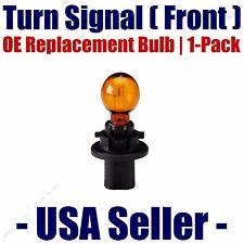 Front Turn Signal Light Bulb 1pk - Fits Listed GMC Vehicles - 7014/HPC24WA