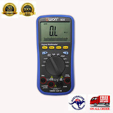OWON large LCD B35 Multimeter Bluetooth mobile app download datalogger + DMM AU