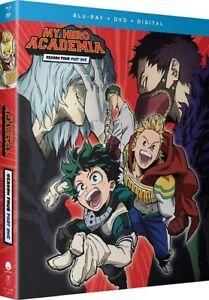 Funimation My Hero Academia, Season 4 Part 1 (Blu-Ray)