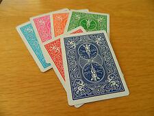 Chameleon Backs-Bicycle CARTONCINO! - colore Cambiare Carta Trucco Magico