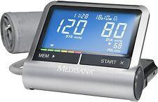 medisana CardioCompact:  pressione sveglia livello ipertensione  sfigmanometro