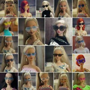 "Mini Plastic Glasses For 11.5"" 1/6 Doll Sunglasses For Ken Boy Dolls Accessories"