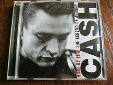 """RING OF FIRE-THE LEGEND OF JOHNNY CASH"" ** ON 21-TRACK CD ** 2005. UNIVERSAL"
